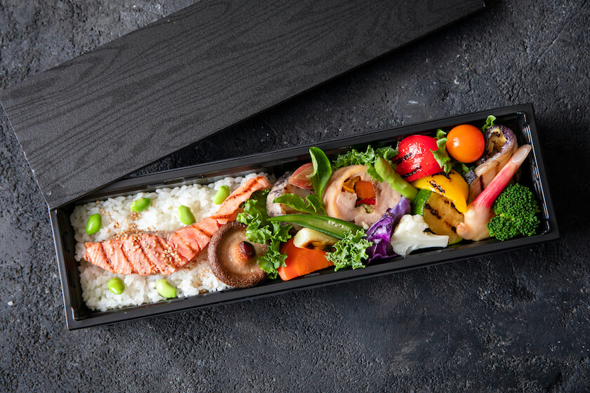 <BOX仕様>シェフおまかせ野菜たっぷりケータリング